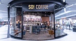 So! Coffee debiutuje na osiedlach