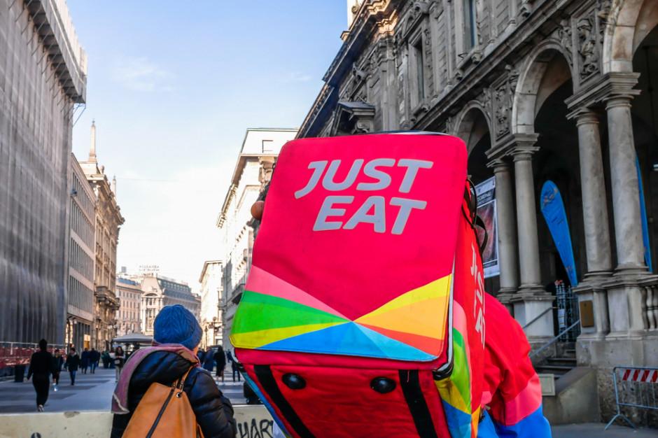 Just Eat inwestuje w pudełka z wodorostów