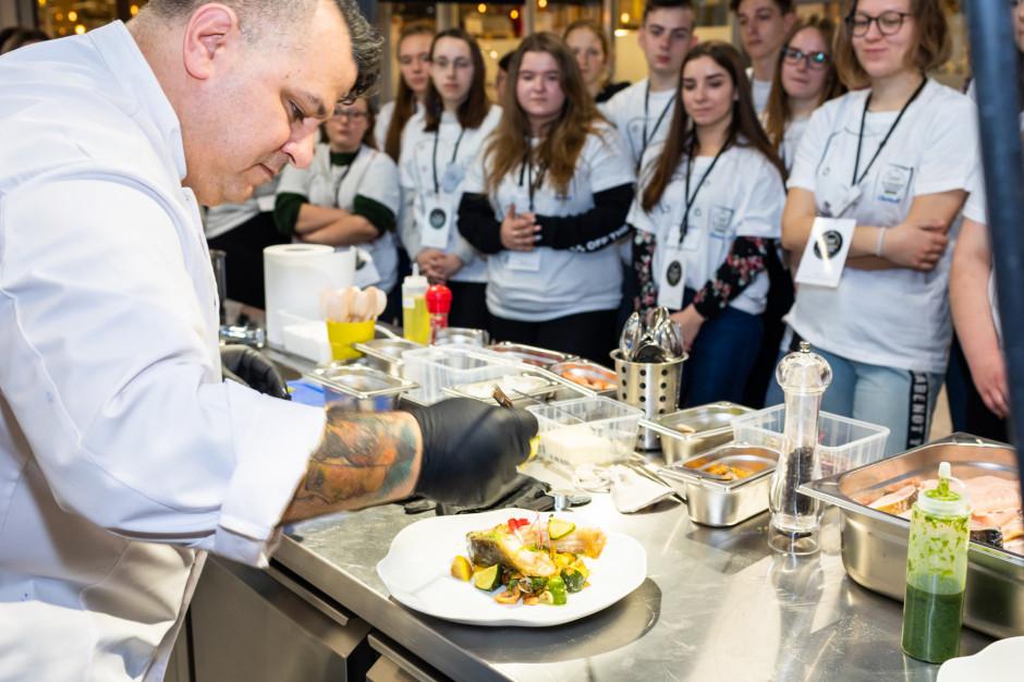Nowa odsłona Miksera Kulinarnego w ramach programu Szef dla Młodych Talentów