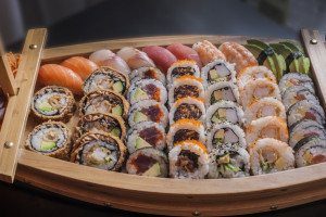 Wasabi Sushi z nowym lokalem w CH Tulipan