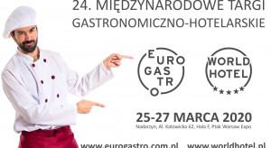 24. Targi EuroGastro i 13. Targi WorldHotel już 25-27 marca 2020 r.