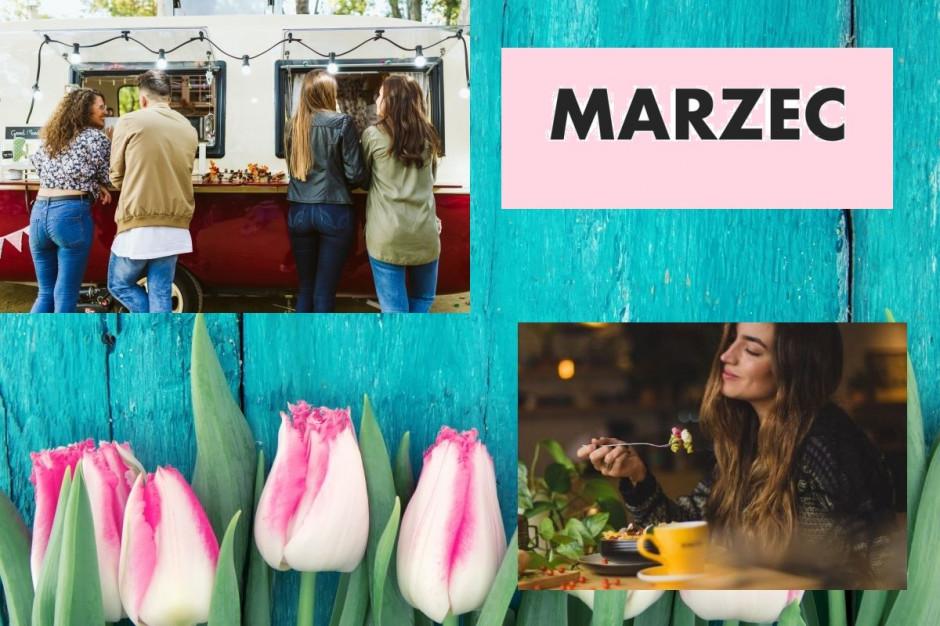 W marcu jak w garncu - inspiracje horecatrends.pl