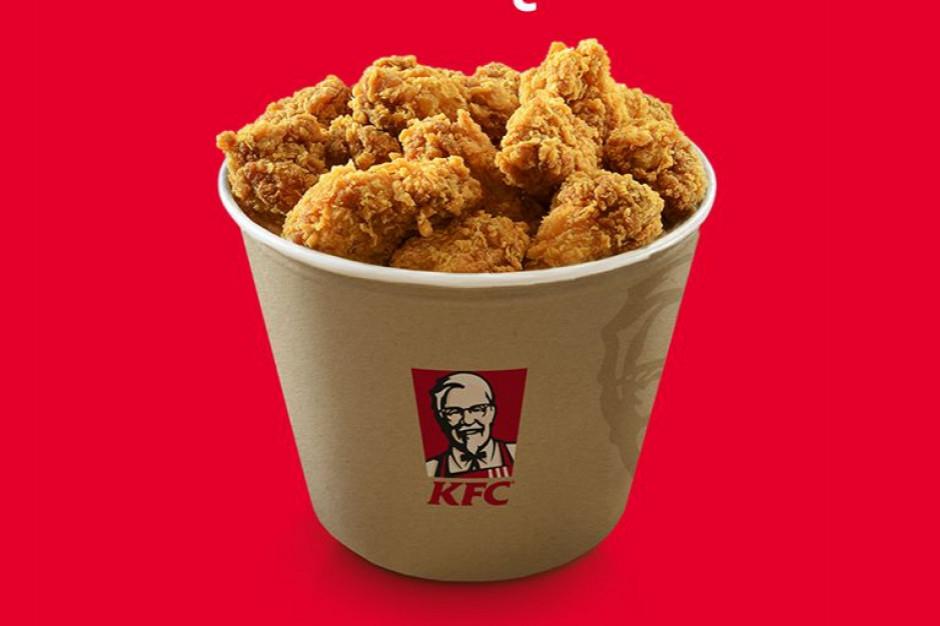 KFC w Rotterdamie rezygnuje z mięsa... na tydzień
