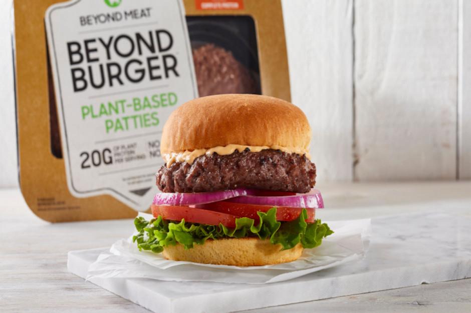 Beyond Meat: kurs akcji spada, a prezes zapowiedział ustąpienie ze stanowiska
