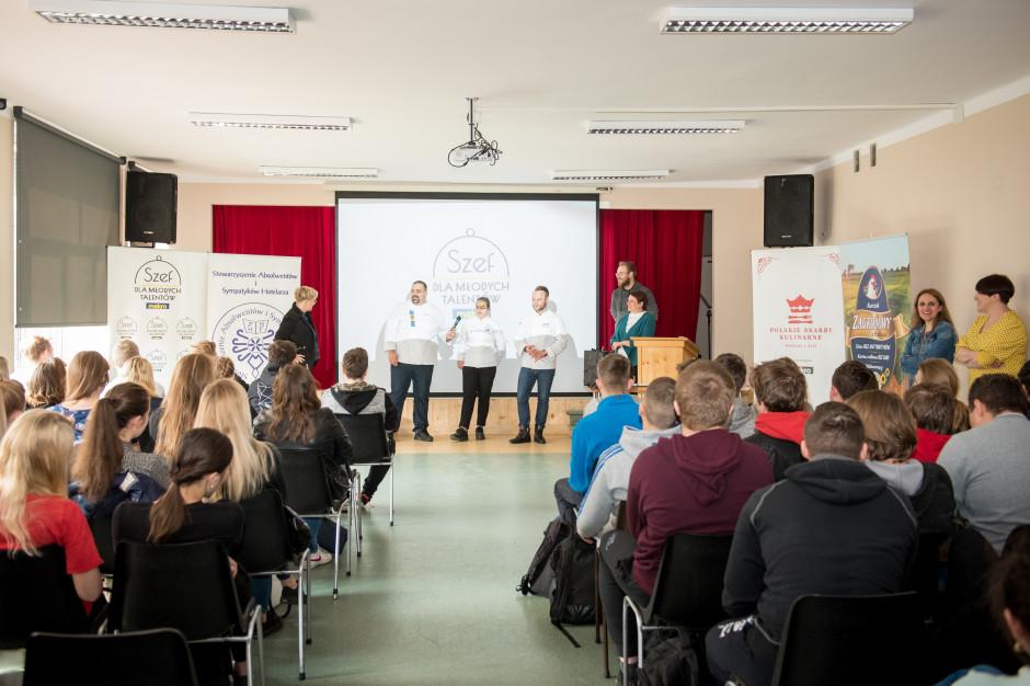 Należy być pewnym, że szkoła gastronomiczna to właśnie to, co chcemy w przyszłości robić; fot. Makro Polska