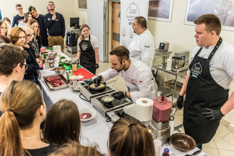 Integrowanie szkół gastronomicznych z sektorem HoReCa jest jednym z zadań Makro Polska; fot. Makro Polska