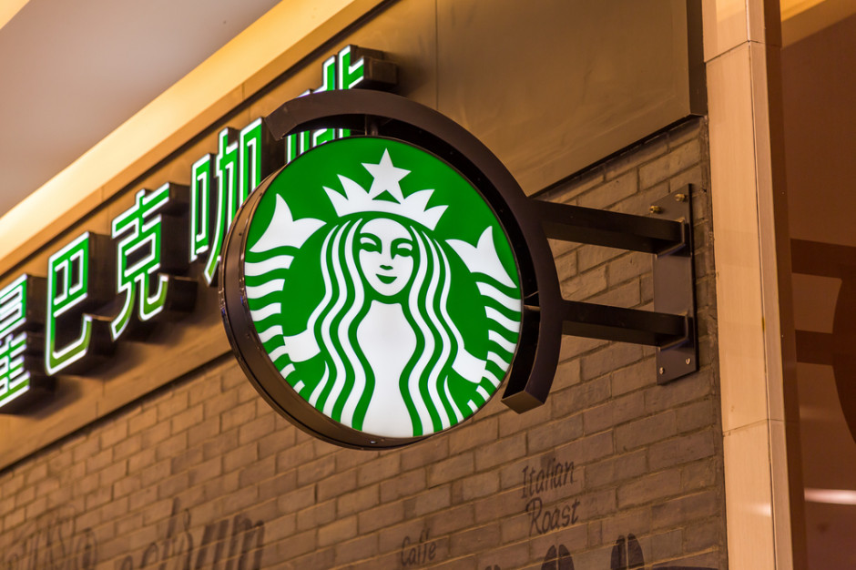 Starbucks  w Chinach spodziewa się 50 proc. spadku sprzedaży