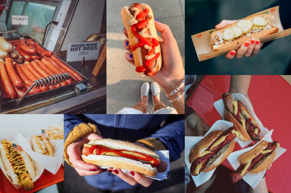 Hot dogi jak zwykle zaskakują! Street foodowe trendy i inspiracje