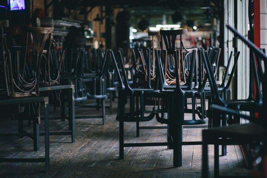 Kawiarnie i restauracje w Belgii zamknięte