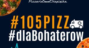 Sieci Pizzerii Stopiątka z akcją
