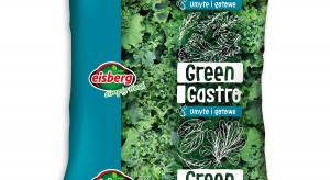 Jarmuż Eisberg z linii Green Gastro w nowym opakowaniu
