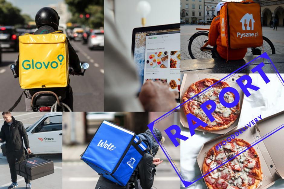 Raport: Czy branża delivery uratuje restauracje?
