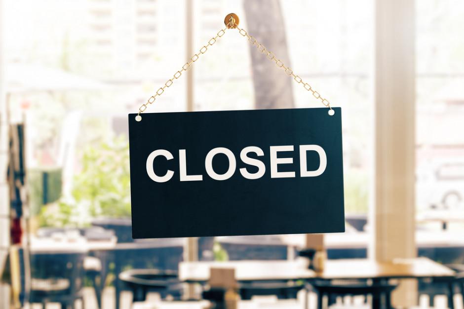 2/3 firm gastronomicznych i eventowych nie prowadzi teraz działalności