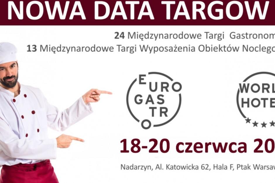 Targi EuroGastro odbędą się 18-20 czerwca 2020