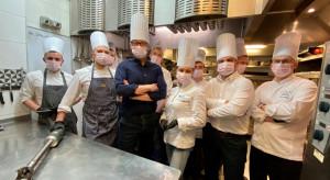 Piotr Popiński, Good Food Concept, z apelem w liście otwartym