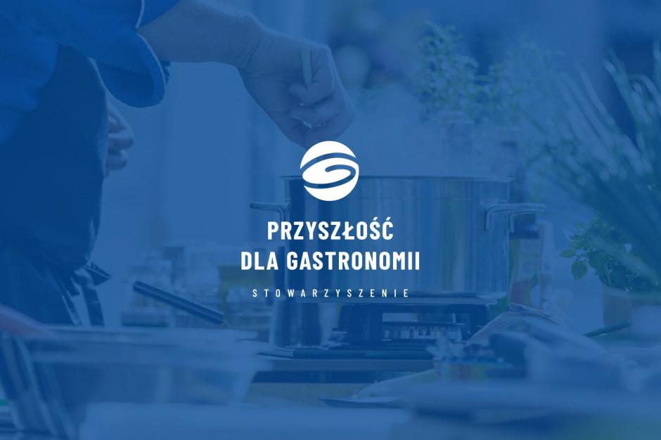 """Stowarzyszenie """"Przyszłość dla Gastronomii"""" łączy siły i wysyła petycję do rządu"""