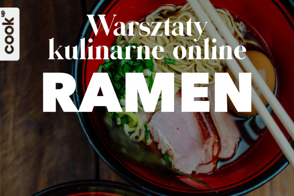 CookUp organizuje warsztaty kulinarne on-line