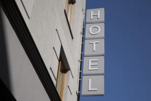 Łódzki hotel udostępniono dla lekarzy i na miejsca kwarantanny