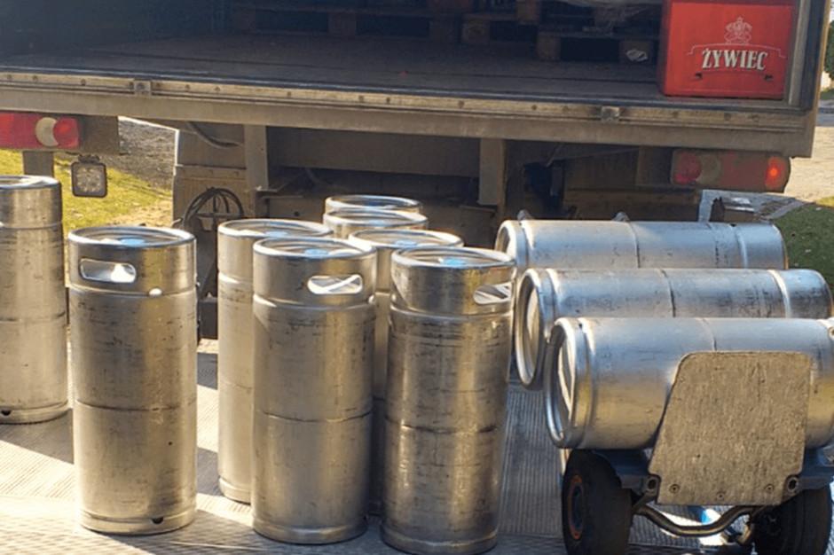 Grupa Żywiec oferuje możliwość zwrotu nieotwartych kegów z piwem
