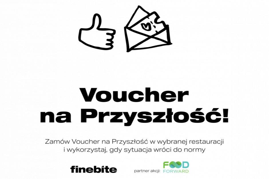 Finebite rusza ze sprzedażą Voucherów na Przyszłość przez www