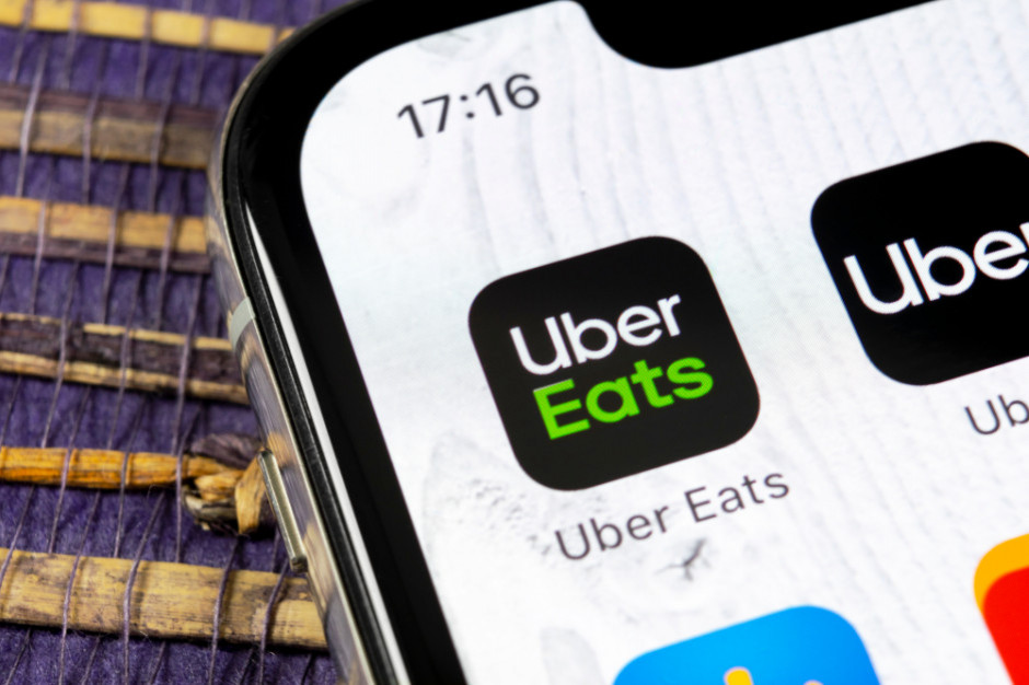 Uber Eats dodaje przycisk datków dla restauracji dotkniętych epidemią