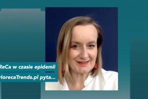 Ola Lazar, FoodForward: Kryzys może sprowokować gastronomię do poszerzania horyzontów (wideo))