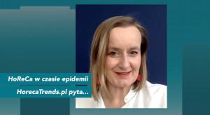 Ola Lazar: Kryzys może sprowokować gastronomię do poszerzania horyzontów (wideo)
