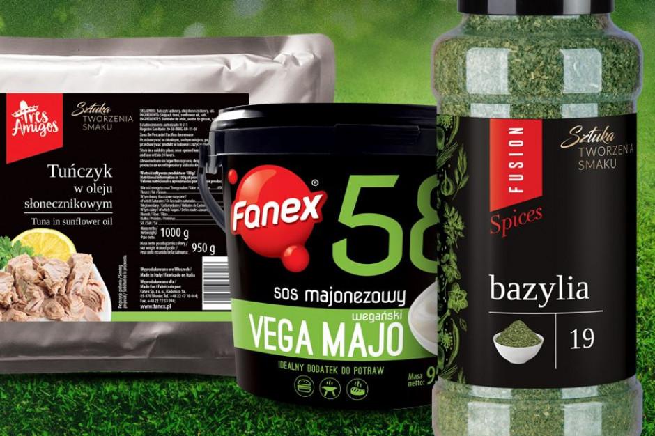 Fanex rozszerza ofertę online