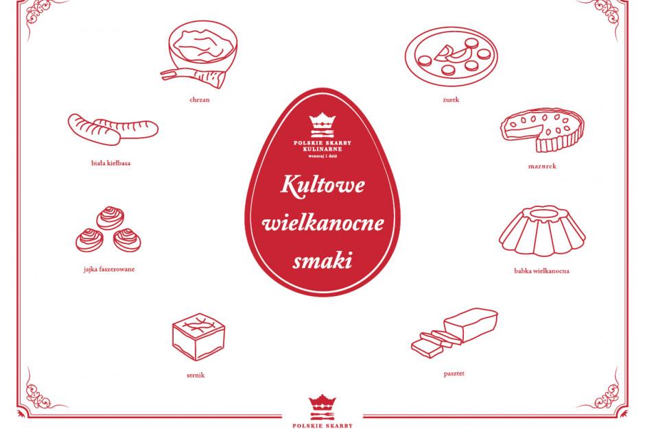 Kultowe Wielkanocne Smaki w ramach programu Polskie Skarby Kulinarne