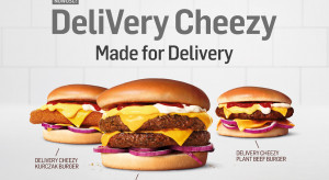 MAX Burgers wprowadza linię burgerów made for delivery