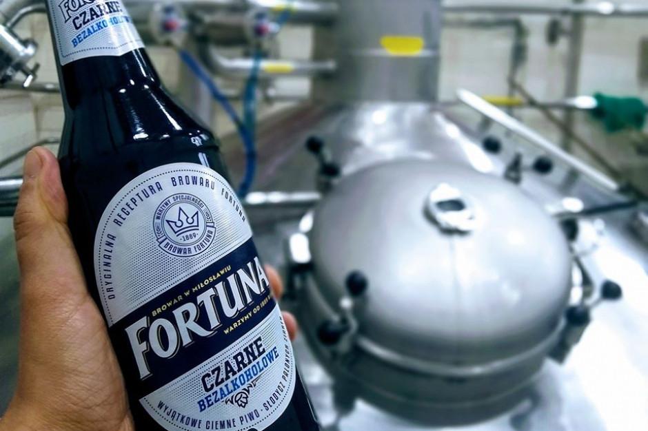 Browar Fortuna odbiera na swój koszt niesprzedane piwo od gastronomów