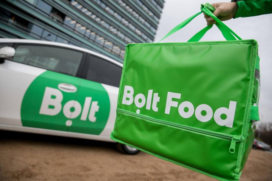 Bolt uruchamia w Warszawie aplikację Bolt Food
