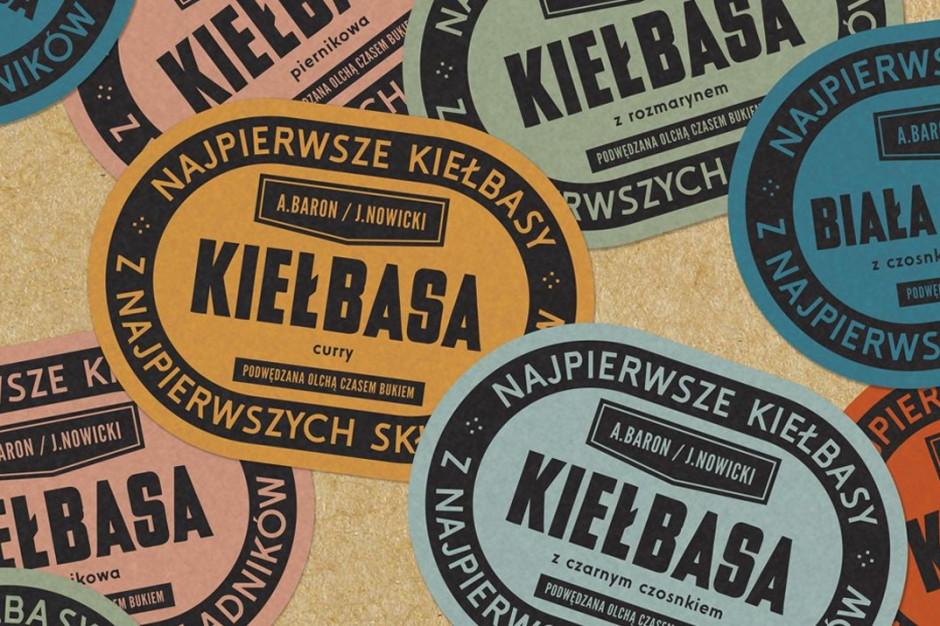 Aleksander Baron i Jacek Nowicki stworzyli wspólną markę kiełbas