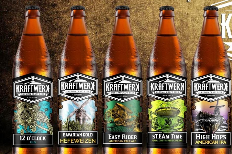 Browar Krafterk odbiera piwo od wszystkich swoich klientów z HoReCa