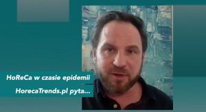 Krzysztof Cybruch: Gastronomia powinna móc zacząć działać jak najszybciej (wideo)
