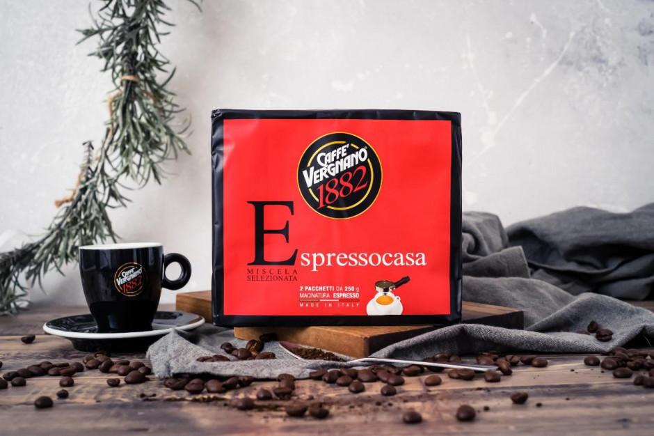 Caffè Vergnano otworzyło polski sklep internetowy