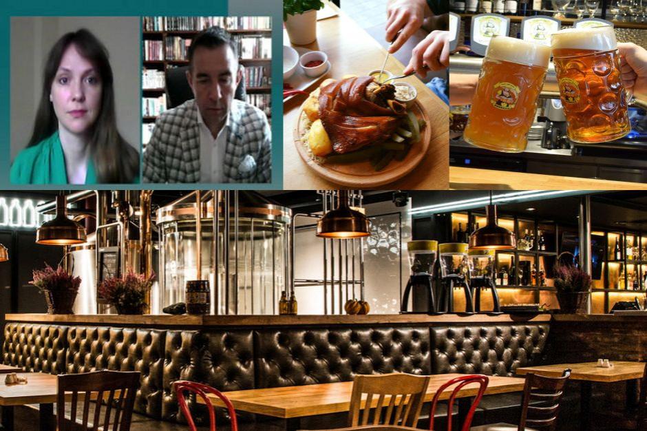 Bierhalle: Proces wdrażania rozwiązań dla gastronomii jest zbyt długi