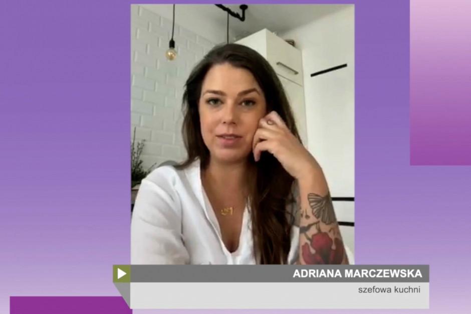 Adriana Marczewska: bliskość z gastronomią najlepszym rozwiązaniem dla każdego (wideo)