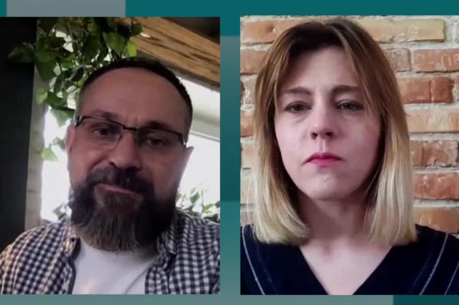 """Kawiarnie po epidemii - jak może wyglądać """"powrót do normalności""""? (wideo)"""