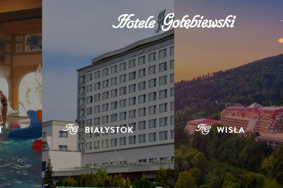 Właściciel sieci Hotele Gołębiewski zastawił majątek - żeby utrzymać obiekty i pracowników