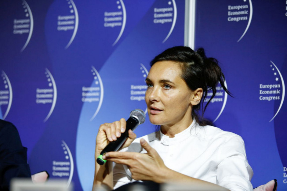 """Malka Kafka: """"Plotkę"""" o otwarciu gastronomii 18 maja traktuję jako kontrolowany przeciek"""