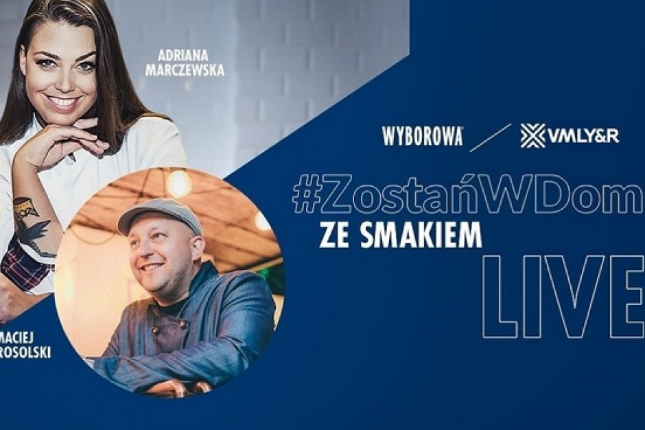 Adriana Marczewska gościem specjalnym akcji Wyborowa