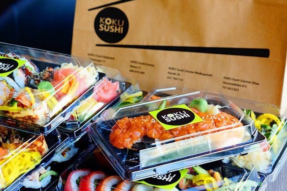 Koku Sushi: Sushi okazało się dobrym produktem na czas pandemii