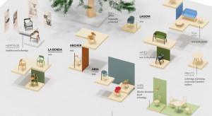 Paged Meble tworzy wirtualną ekspozycję Embrace New Forms