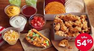 KFC wprowadza do oferty