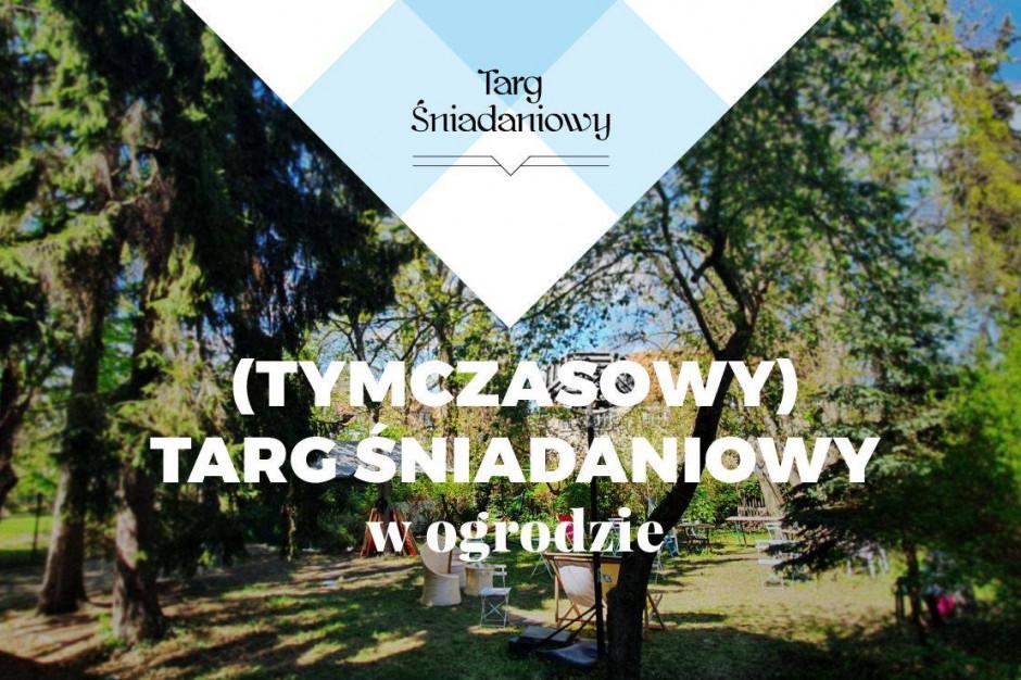 Na warszawskim Żoliborzu wystartował Targ Śniadaniowy