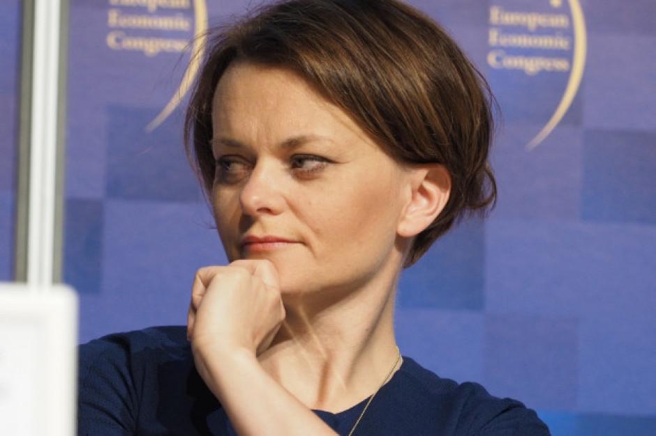 Emilewicz: Mam nadzieję, że  restauracje zostaną otwarte w połowie maja