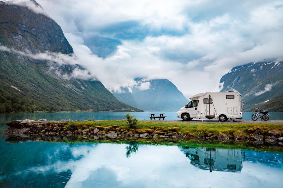 MR przygotowało wytyczne dot. funkcjonowania campingów w trakcie epidemii