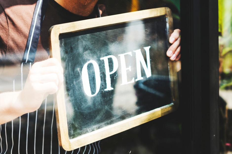 Restauratorzy zapewniają, że są gotowi na otwarcie lokali