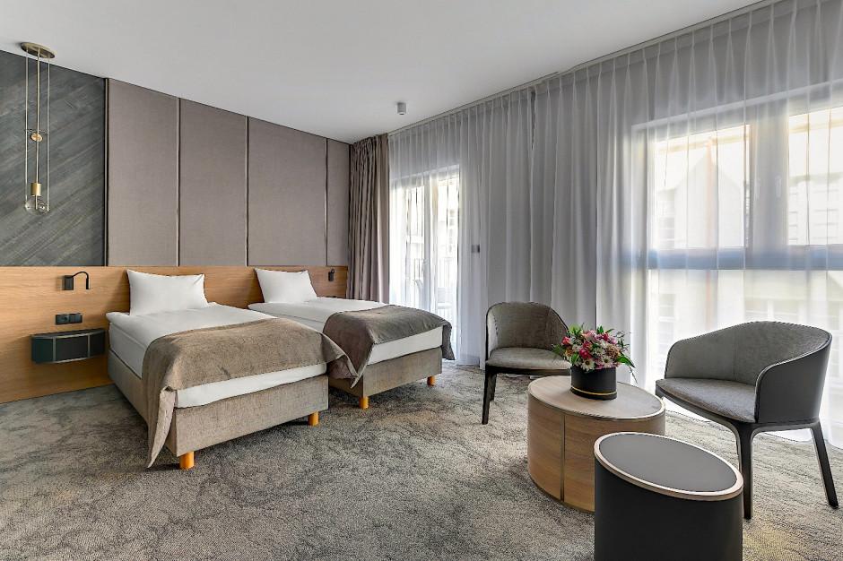 Hotel Grano - nowy obiekt na mapie Trójmiasta